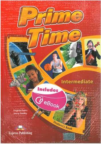 Prime Time Intermediate Pack (Student's, Workbook & Grammar Book) +eBook