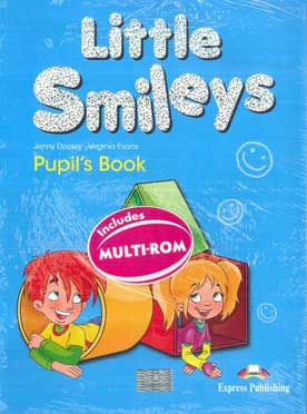 Little Smileys Pupil's Book