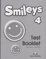 Smileys Junior B 4 Test Booklet