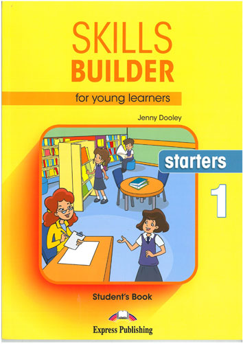 Skills Builder For Young Learners ST/BK