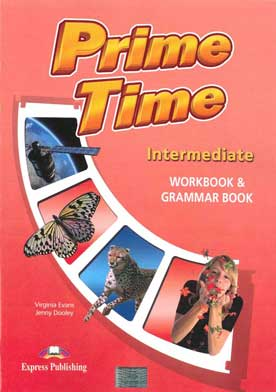 Prime Time Intermediate Β1 Workbook & Grammar Book