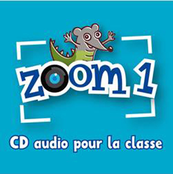 Zoom 1 Methode De Francais Pack 3 CD Audio