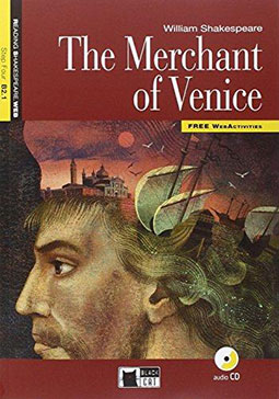 The Merchant of Venice Β2.1 (+CD)