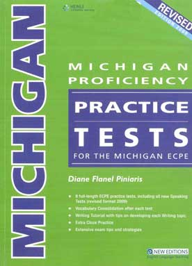 Michigan Proficiency Practice Test ECPE Teacher's
