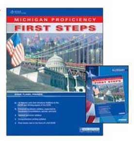 Michigan Proficiency First Steps (+Gloassary)