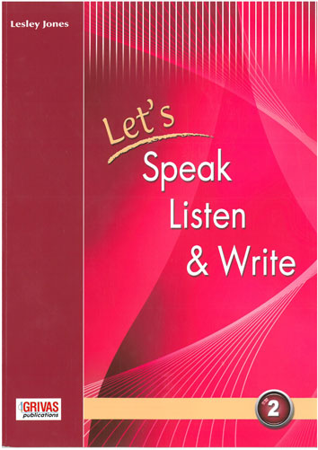 Let's Speak, Listen & Write