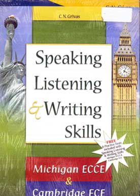 Speaking Listening & Writing Skills Mich ECCE+ FCE