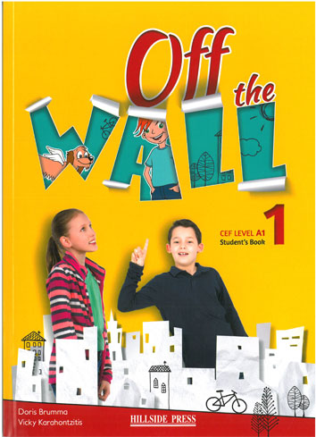 Off The Wall 1 Students's book