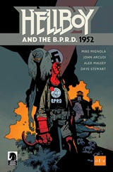 Hellboy and the BPRD 1952