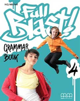Full Blast 4 Grammar Book