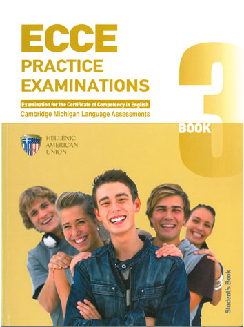 ECCE Book 3 ST/BK Practice Examinations  Examinations for the Certificate of Competency in English