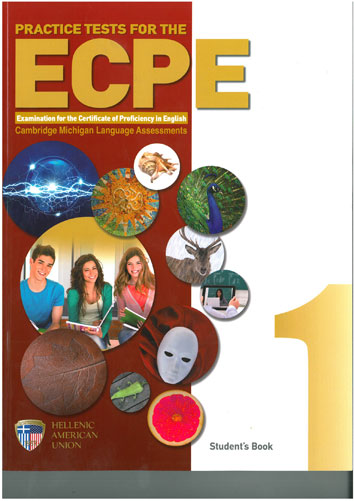ECPE Book 1 Practice Examinations ST/BK NEW 2014