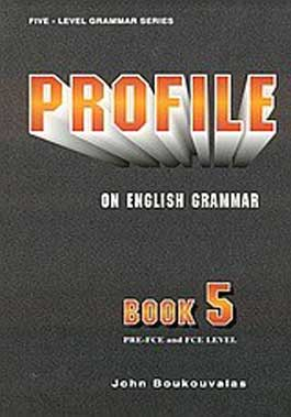 Profile on English 5 Grammar