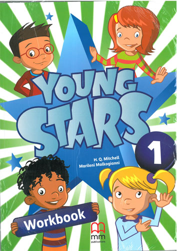 Young Stars Workbook (+CD)