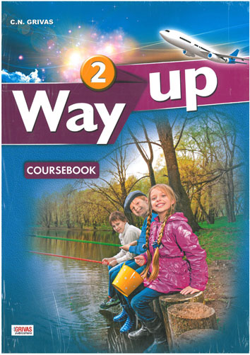 Way Up 2 ST/BK (+Writing Booklet)