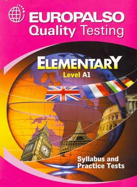 Europalso Quality Testing Elementary Level A1 Syllabus and Practise Tests