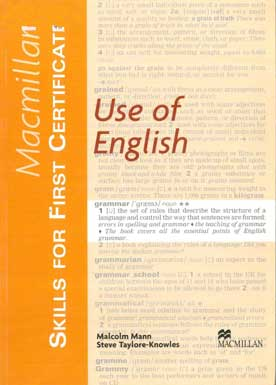Use of English Skills for FCE
