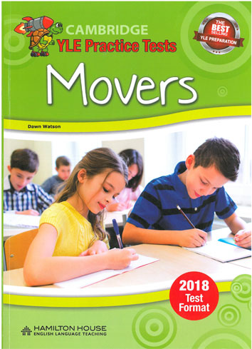 YLE Practice Tests Movers Student's Book 2018