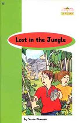 Lost in the Jungle (Reader A Class)