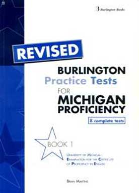 Burlington Practice Tests for Michigan Proficiency 1