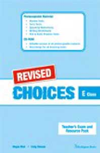 Choices for E Class Teachers Resource Pack