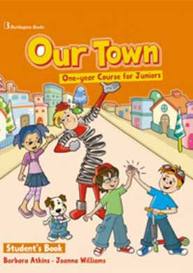 Our Town One-year Course for Juniors Student Book