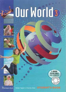 Our World 3 Teacher's Book