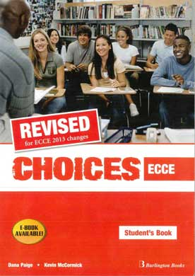 Choices ECCE Student's Book Revised 2013