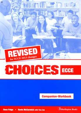 Choices ECCE Revised Companion Workbook