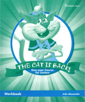 The Cat is Back Workbook One-Year Course