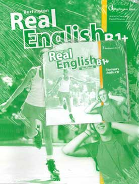 Real English B1+ Workbook (+CD)