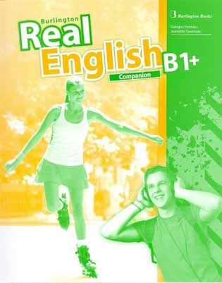 Real English B1+ Companion