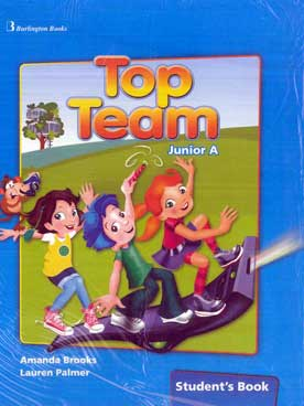 Top Team Junior A Student's Book
