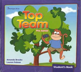 Top Team Pre Junior Student's Book