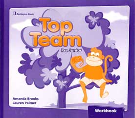 Top Team Pre Junior Workbook