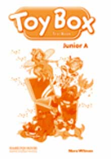 Toy Box Junior A Test Book