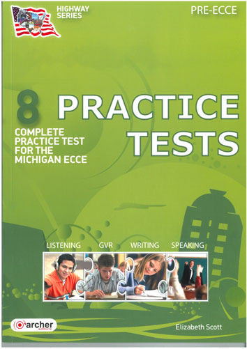 Highway 3 Pre-ECCE ST/BK 8 Practice Tests 2015